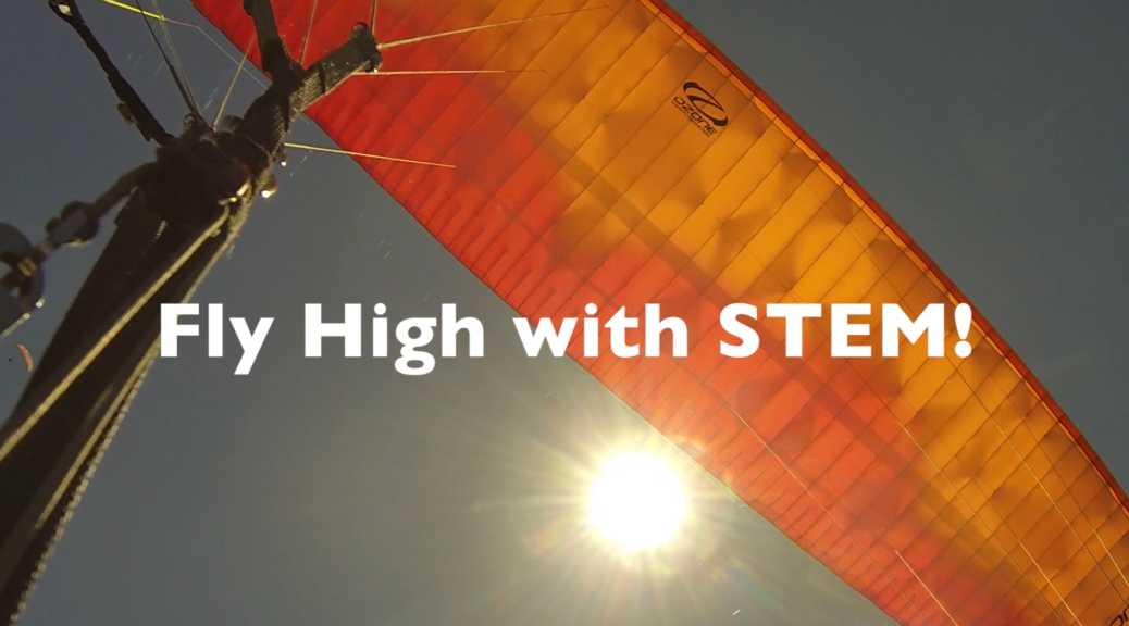 Fly High with STEM!
