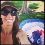Becky XC LZ Selfie